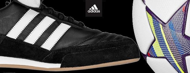 adidas-Hallenfussballschuhe 2012